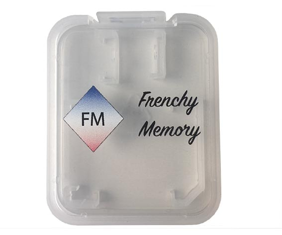 Logo on the box